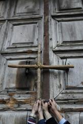 Israël suspend les actions ayant conduit les Eglises à fermer le Saint-Sépulcre 5f811b8d4987575ed9f72e33df0ed9346bda9741