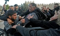 Jérusalem: les Palestiniens se mobilisent, le monde réprouve 63b64221f6755cf85ed2cc5dc7f19278c8c57831