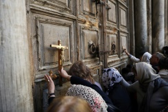 Israël suspend les actions ayant conduit les Eglises à fermer le Saint-Sépulcre D029a689cab7ce46b7b6fe5258b482afe505f55d